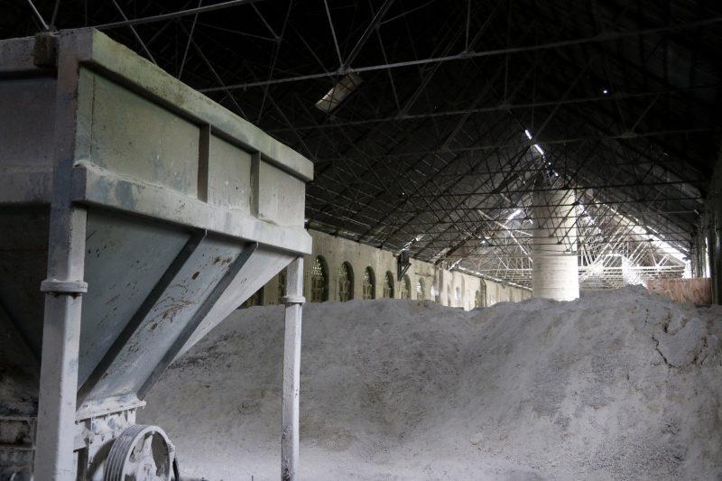 CaCO3 Warehouse